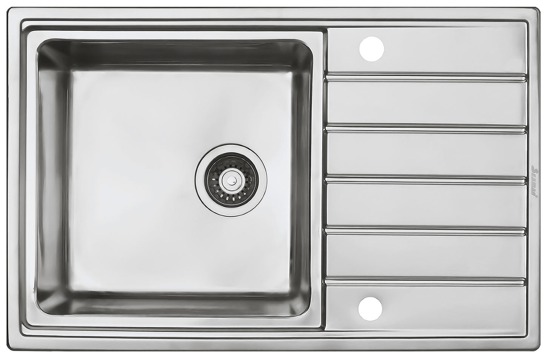 Мойка для кухни Seaman ECO Roma SMR-7850A.B